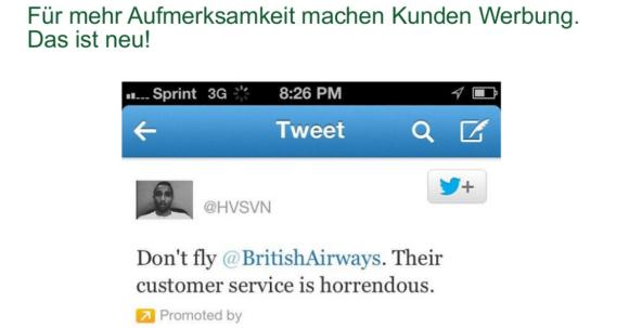 Kundenservice-Marketing
